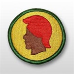 Hawaii State Headquarters - FULL COLOR PATCH - Army