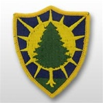 Maine State Headquarters - FULL COLOR PATCH - Army