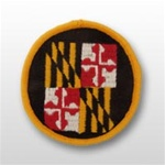 Maryland State Headquarters - FULL COLOR PATCH - Army