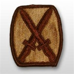 10th Mountain Infantry Division - Desert Patch - Army