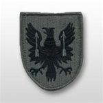 ACU Unit Patch with Hook Closure:  11TH AVIATION BRIGADE