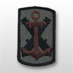 ACU Unit Patch with Hook Closure:  103RD FIELD ARTILLERY