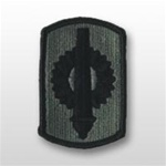 ACU Unit Patch with Hook Closure:  130TH FIELD ARTILLERY