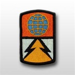 1108th Signal Brigade - FULL COLOR PATCH - Army