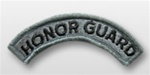 ACU Tab with Hook Closure:  HONOR GUARD
