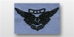 US Navy Badge For Utility Shirt: Combat Aircrew