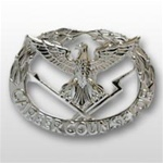 US Army Identification Badges: Career Counselor - Mirror Finish
