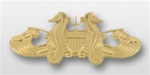 Regular Size Breast Badge: Officer Port Security - Gold Mirror Finish