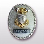 Regular Size Breast Badge: Senior EM Advisor E9 Sector