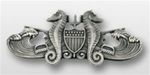 Regular Size Breast Badge: Enlisted Port Security - Oxidized
