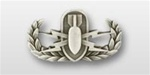 USMC Regulation Breast Insignia: Explosive Ordnance Disposal - Basic - Oxidized Finish
