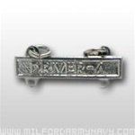 US Army Mirror Finish Qualification Bar: Driver A