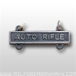 US Army Oxidized Qualification Bar: Auto Rifle