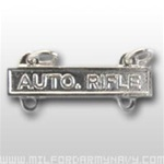 US Army Mirror Finish Qualification Bar: Auto Rifle