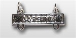 US Army Mirror Finish Qualification Bar: Carbine
