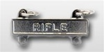 US Army Mirror Finish Qualification Bar: Rifle