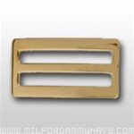 USMC Belt Buckle: Buckle Blouse Slotted -Anodized