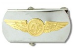 US Navy Buckle for Male Personnel: Aircrew - Enlisted - 3""