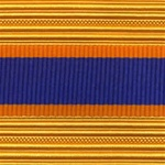 US Army Cap Braid with Specialty for Officer:  AVIATION