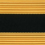 US Army Cap Braid with Specialty for Officer:  CHAPLAIN
