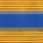 US Army Cap Braid with Specialty for Officer:  MILITARY INTELLIGENCE