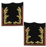 USMC Cuff Boards: Field Grade  - Male - Bullion