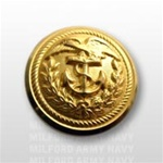 35 Ligne Gold Jacket Button - Each
