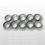 Button Rings: Package of 144 pieces