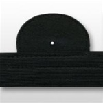 US Navy Cap Stretch Bands with Mounts: CPO E-7 to E-10