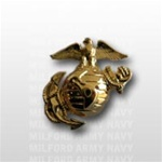 USMC Enlisted Cap Insignia: Dress Cap - Anodized