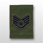 USAF Enlisted GoreTex Jacket Tab: E-5 Staff Sergeant (SSgt) - For BDU