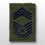USAF Enlisted GoreTex Jacket Tab: E-9 Chief Master Sergeant (CMSgt) - For BDU