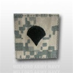 US Army ACU Rank with Hook Closure: E-4 Specialist (SPC)