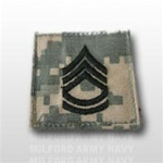 US Army ACU Rank with Hook Closure: E-7 Sergeant First Class (SFC)