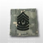 US Army ACU Rank with Hook Closure: E-9 Command Sergeant Major (CSM)