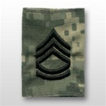 US Army ACU GoreTex Jacket Tab: E-7 Sergeant First Class (SFC)