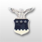 USAF Collar Device: Aide for  O-9 Lieutenant General