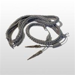 USAF Aiguillettes: Alum Cord For Dress Uniform