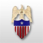 US Army Aides Insignia: Aide To  O-7 Brigadier General (BG) -  Spec. Quality - Metal