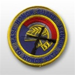 USAF Honor Guard: Base Honor Guard Color Patch