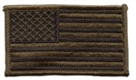 US Flag Forward 2x3 Subdued while supplies last Sold in Pairs