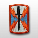 1101st Signal Brigade - FULL COLOR PATCH - Army