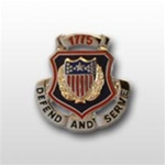 US Army Regimental Corp Crest: Adjutant General - Motto: DEFEND AND SERVE