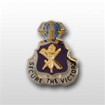 US Army Regimental Corp Crest: Civil Affairs - Motto: SECURE THE VICTORY