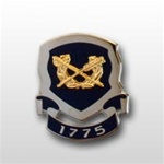 US Army Regimental Corp Crest: Judge Advocate General - Motto: 1775