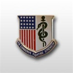 US Army Regimental Corp Crest: Medical Dept - Motto: TO CONSERVE FIGHTING STRENGTH
