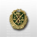 US Army Regimental Corp Crest: Military Police - Motto: ASSIST PROTECT DEFEND
