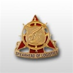 US Army Regimental Corp Crest: Transportation - Motto: SPEARHEAD OF LOGISTICS