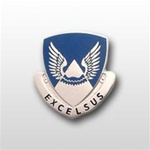 US Army Unit Crest: 2nd Aviation Battalion - Motto: EXCELSUS