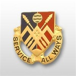 US Army Unit Crest: 29th Support Battalion - Motto: SERVICE ALL WAYS
